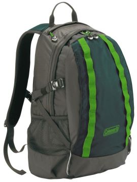 Coleman Hayden Creek Backpack 25Ltr-Coleman Green - Small Image