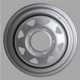 Tyrex HD Steel Wheel -20 Silver Land Rover Defender , Discovery, Range Rover Classic