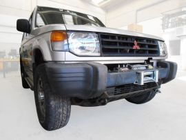 Raptor 4x4 Front Winch Carrier Mitsubishi Shogun