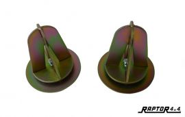 Raptor 4x4 Rear Dislocation cones for Land Rover