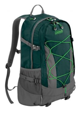 Coleman Hayden Creek Backpack 40Ltr-Coleman Green - Small Image