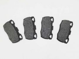 Raptor 4x4 Off Road Front Brake Pads Land Rover Defender.</p>