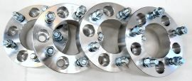 ALLOY WHEEL SPACERS KIT 38MM FOR MERCEDES G