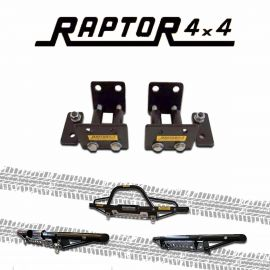 Raptor 4x4 Off Road Air Conditioning A/C Adaptor Fitting Kit Land Rover Defender