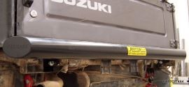 Raptor 4x4 Off Road Suzuki Samurai Rear Tubular Bumber
