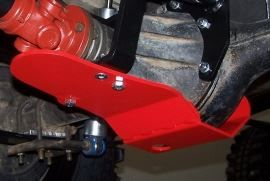 Raptor 4x4 Off Road HD Rear Diff Guard Suzuki Samurai