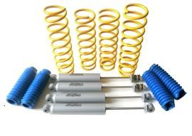 Raptor 4x4 Off Road Suspension Lift Kit +5/6 cm Trial Suzuki Jimny