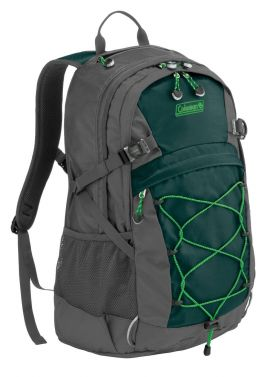 Coleman Hayden Creek Backpack 30Ltr-Coleman Green - Small Image