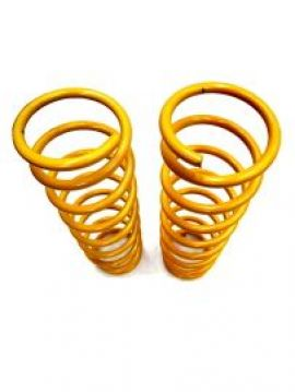 Raptor 4x4 Off Road Pair Of Rear Suzuki Jimny Springs +5/6 Cm Yeollow
