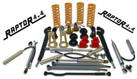 Raptor 4x4 'Devil' Full Suspension Lift Kit +3