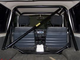 Raptor 4x4 Off Road Internal Roll Cage For Toyota