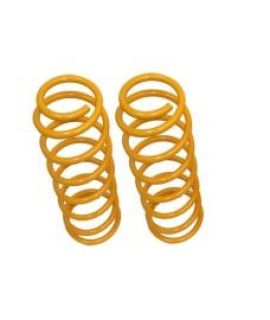 Raptor 4x4 Off Road Pair Of Front Springs +5 Cm Yellow For Mercedes G