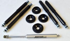 Raptor 4x4 Land Rover Suspension Upgrade Kit Defender Discovery RRC
