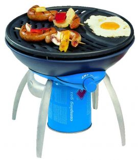 Campingaz Party Grill Stove Plus Pouch Gas BBQ Barbeque  - Small Image