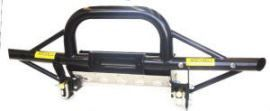 Raptor 4x4 Off Road Front Tubular Winch Bumper With A-Bar Type B Patrol GR Y60