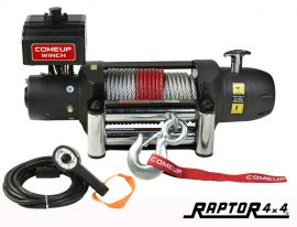 ComeUp Seal Gen2 12500lb Winch - Steel Rope