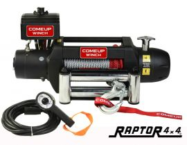 ComeUp Seal Gen2 9.500lb Winch - Steel Rope