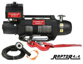 ComeUp Seal Gen2 9.5S 9500lb Winch - Synthetic Rope