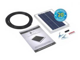 PV Logic 5 WP Solar Panel Kit