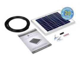 PV Logic 10 Watt Solar Panel Kit