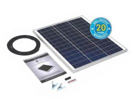 PV Logic 45 Watt Module Solar Panel Kit