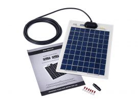 PV Logic Flexi 10w Solar Panel Kit
