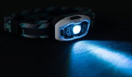 Coleman LED Headlamp CHT+ 80 Teal 80 Lumens Battery Head Lamp