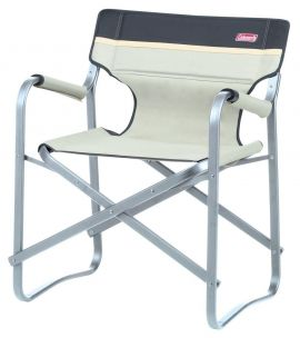Coleman Deck Chair Khaki