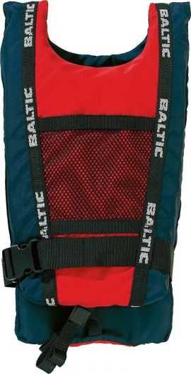 Baltic Canoe Vest Red Buoyancy Aid