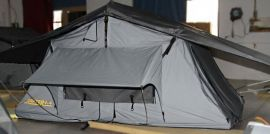 Premium Soft Top Roof Tent With Annex Enclosure
