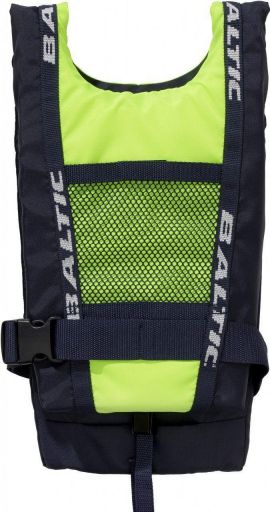 Baltic Canoe Vest Yellow Buoyancy Aid
