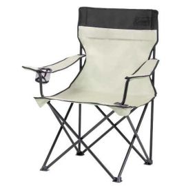 Coleman Khaki Standard Quad Chair
